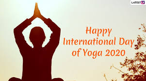 India observes International Yoga Day 2020 in the midst of Covid-19 pandemic